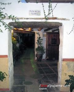 Tinao en Lanjarón