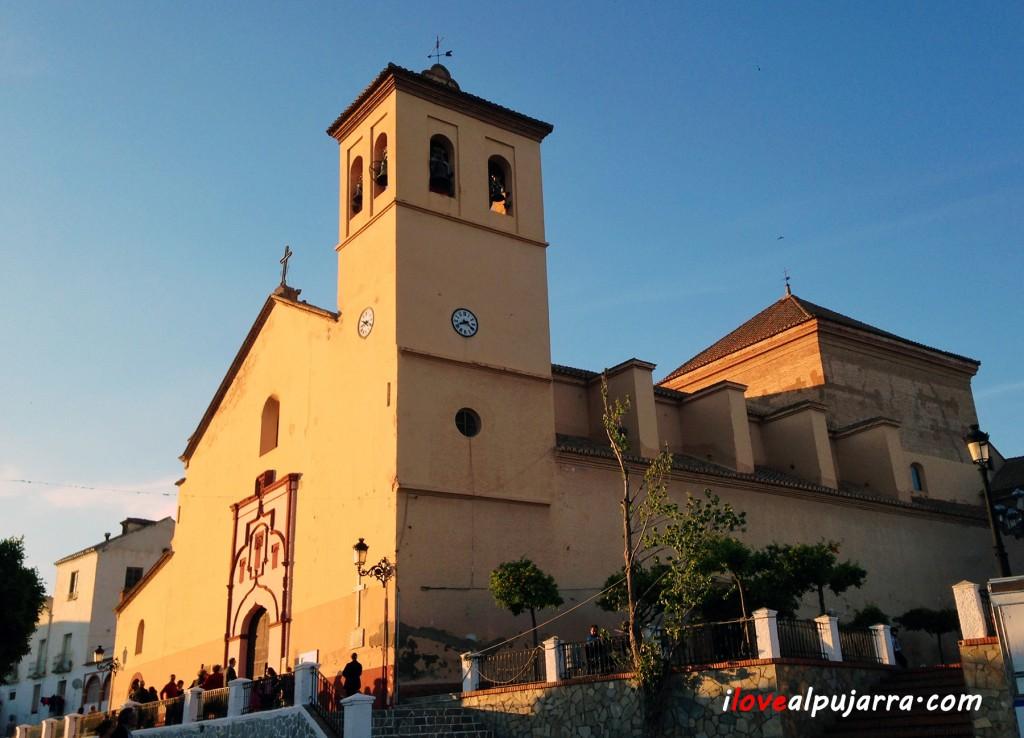 Iglesia de Ugíjar