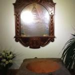 Cuadro de la Virgen