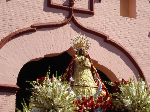 Virgen del Martirio