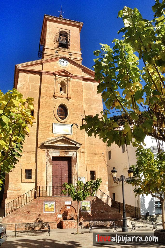 Iglesia de Ohanes