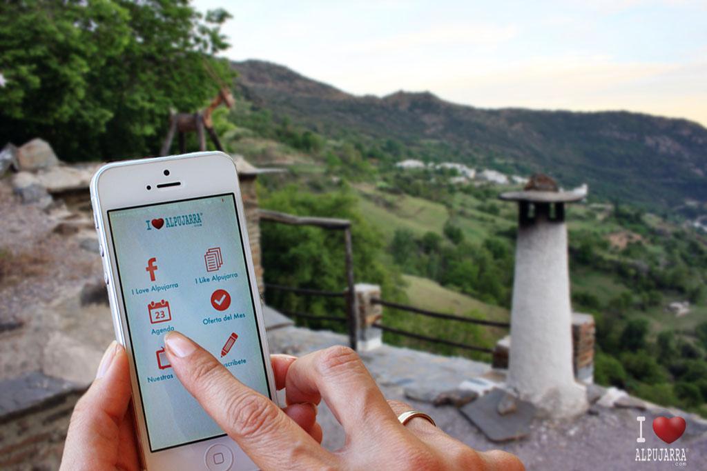 App I Love Alpujarra