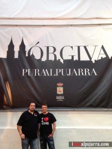 Equipo I Love Alpujarra