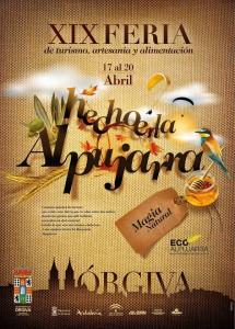 "XIX Feria ""Hecho en la Alpujarra"""