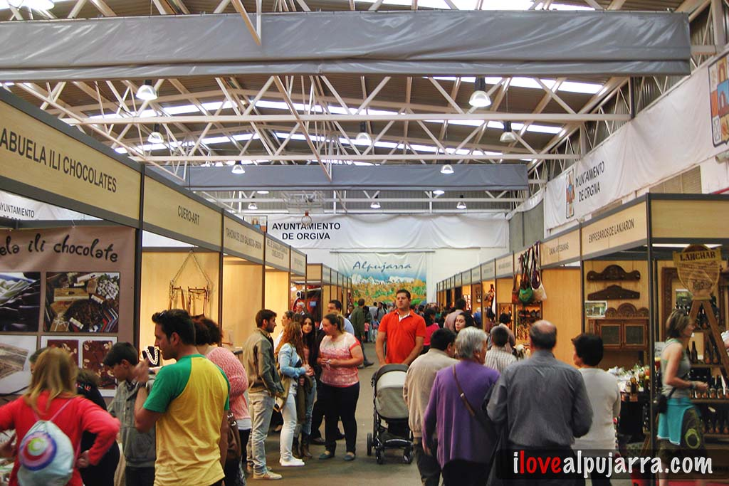 """Feria """"Hecho en la Alpujarra"""" 2014"""
