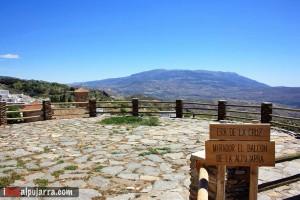 Mirador el Balcón de la Alpujarra