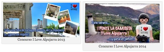 Concursos I Love Alpujarra
