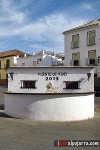 Fuente del Vino 2013