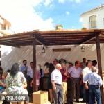 Fuente del Vino. Día de Feria 2014