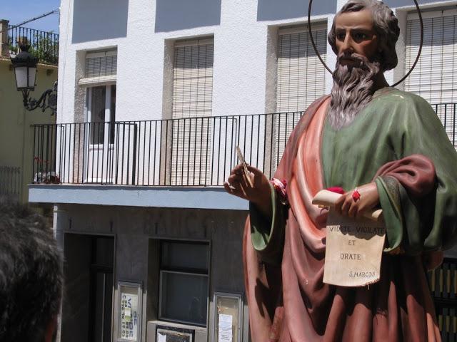 San Marcos de Berja.