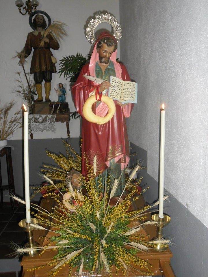 San Marcos de Fondón.