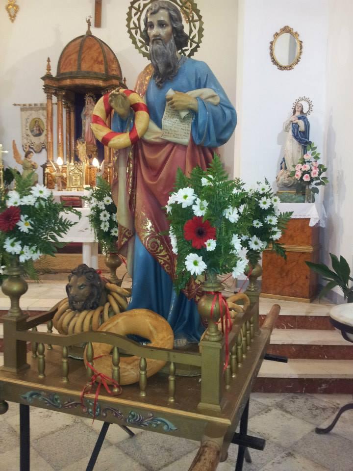 San Marcos de Laroles.