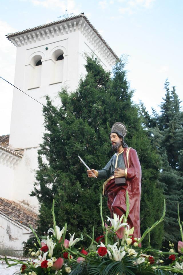 San Marcos de Mecina Fondales.