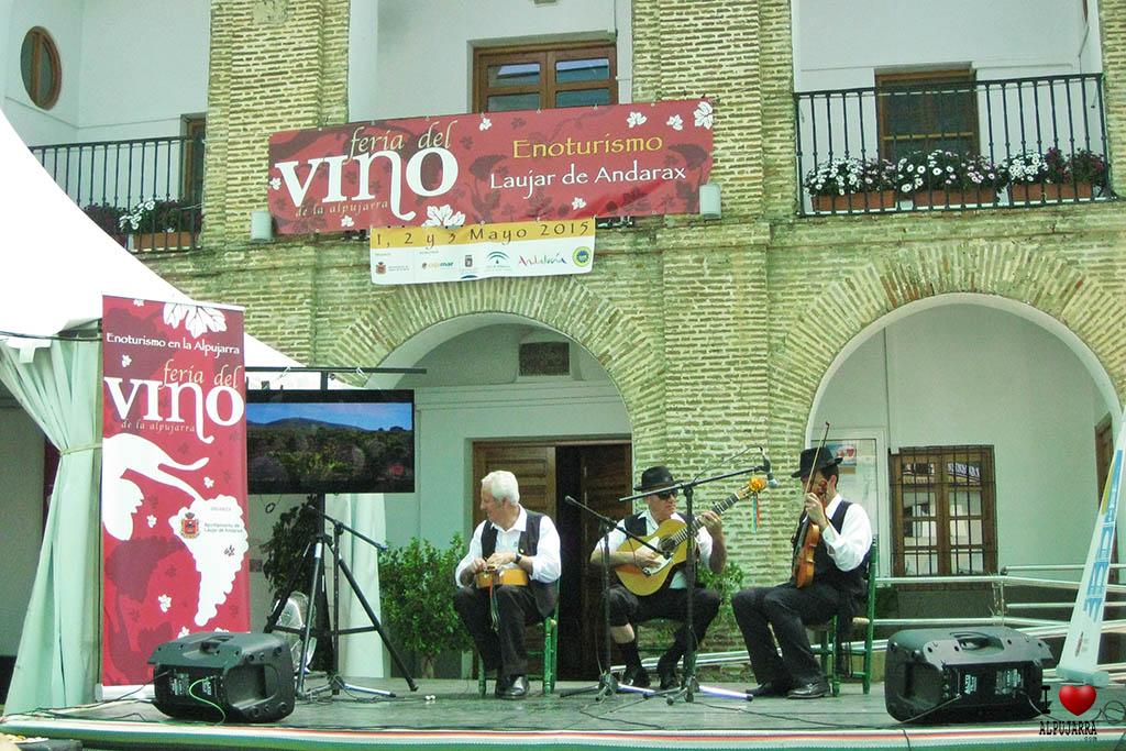 Actuaciones de música tradicional