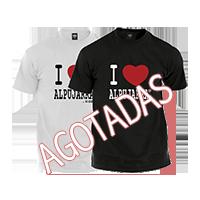 Camisetas. I Love Alpujarra